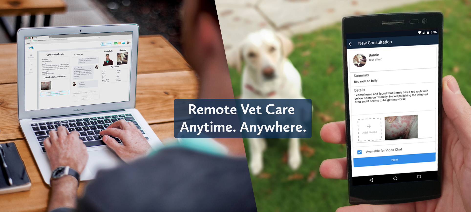 Remote Vet Care